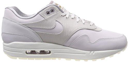 Nike Wmns Air Max 1 Premium - 454.746.017 Vit-grå