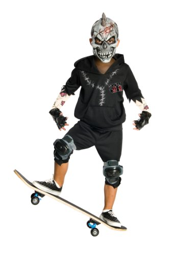 Rubie's Skate Or Die Facepaint Costume - Large -