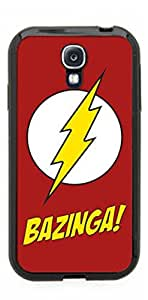 Bazinga Shelton Big Bang Samsung Galaxy S4 Case, Customized Silicone Rubber TPU back cover cell phones for Samsung Galaxy S4 i9500 Case