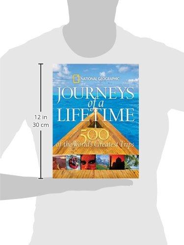 41gXDfBYZNL - Journeys of a Lifetime: 500 of the World's Greatest Trips