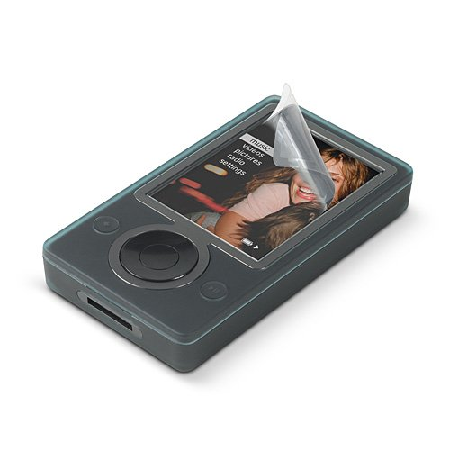 Belkin Screen Overlay Protector for Zune 30 GB (Clear) (Zune Screen)