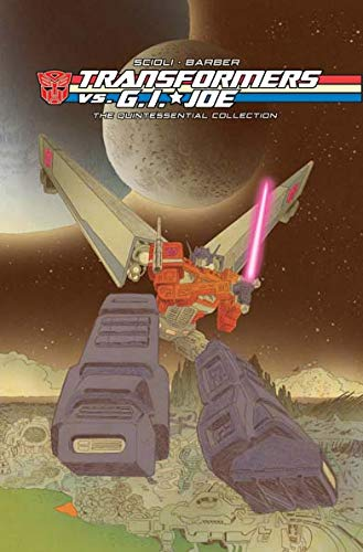 SDCC 2019 EXCLUSIVE Transformers GI Joe Collection Signed Ltd Ed HC PREORDER