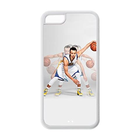 Hardshell Strong Protective 2015 MVP Final Winner Stephen Curry NO.30 Cool Photos Protective Cover Case for Iphone 5C TPU (One Direction Phone Case Cheap)