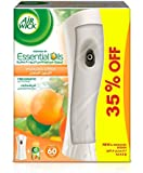 Airwick Air Freshener Freshmatic Auto Spray Sparkling Citrus - Gadget and 1 Refill, 250ml