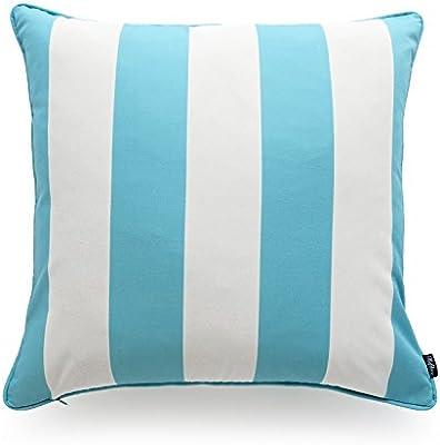 Amazon.com: Hofdeco - Funda de almohada lumbar decorativa de ...