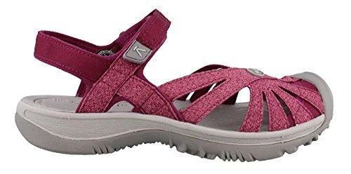 Keen Women's Rose Sandal-W, Boysenberry/red Violet 5 M US