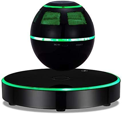 Levitating Speaker, ESOTICA Floating Speaker with Bluetooth 4.1