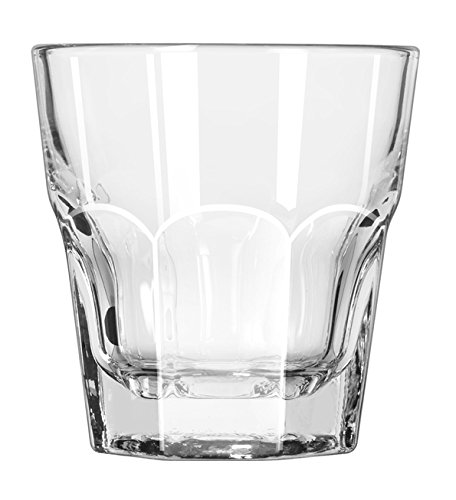 Duratuff Cooler (Libbey Glassware 15240 Gibraltar Cooler Glass, Duratuff, 8 oz. (Pack of 36))