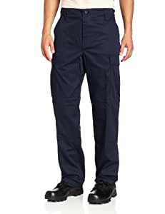 Propper BDU Trouser Button Fly Long Length Inseam 32.5-35.5,Dark Navy,2X Large Long