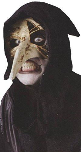 Venetian Raven Mask Costume (Venetian Raven Mask Costume)
