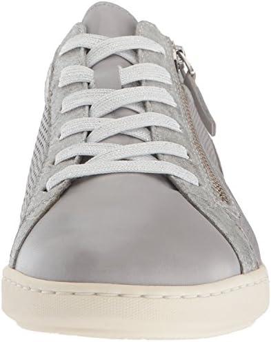 Tamaris 23619, Sneakers Basses Femme, Gris Clair, 42 EU