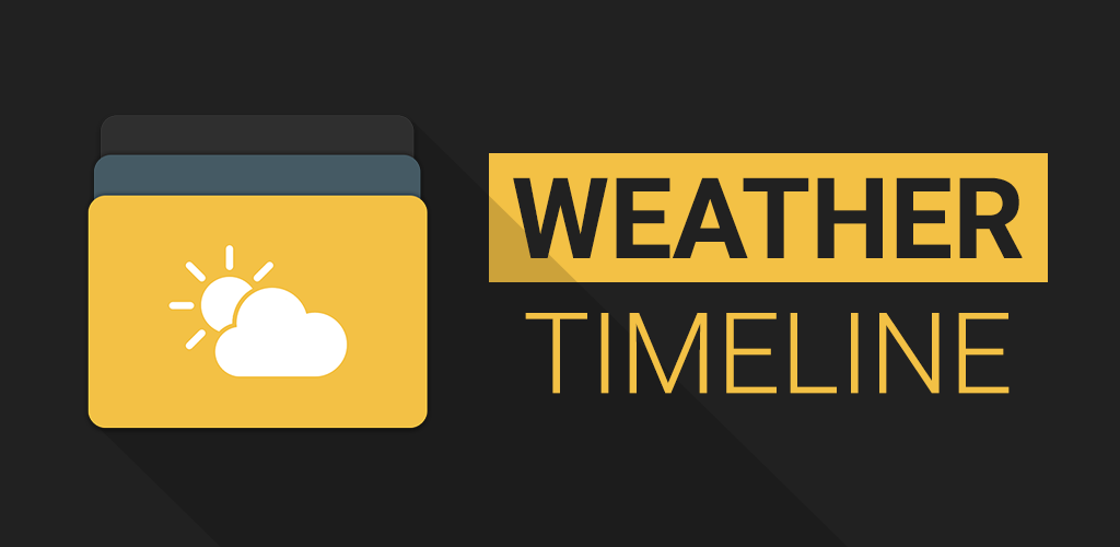 Amazon Weather Timeline Appstore For Android