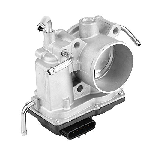 Aramox Throttle Body Assembly Kit, Throttle Body Throttle Body Assembly for Camry Colora Matrix Rav 4 Scion TC 2203028070: