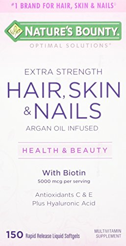 natures-bounty-optimal-solutions-hair-skin-nails-extra-strength-150-softgels