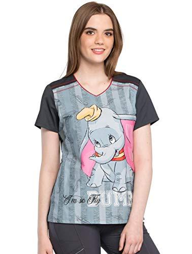 - Disney TF694 Women's V-Neck Top