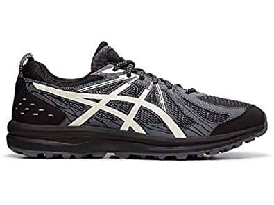 ASICS Mens Frequent Trails M Frequent Trail Black Size: 7