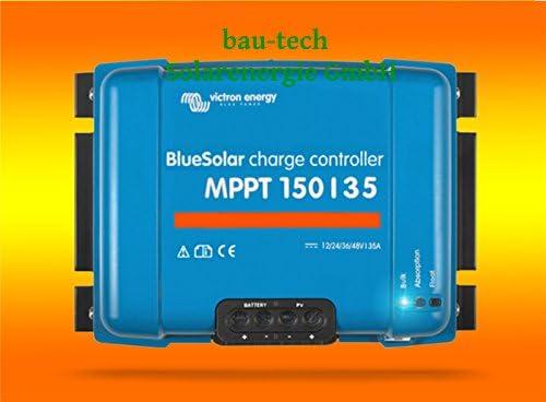 Victron 35Amper MPPT Laderegler 150/35 für 12V oder 24V Systemen von bau-tech Solarenergie GmbH