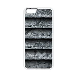Stone Shelf iPhone 6 4.7 Inch Cell Phone Case White DIY Gift xxy002_5207620