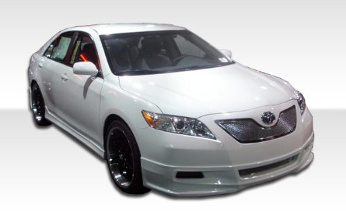 2007-2009 Toyota Camry Duraflex Racer Kit- Includes Racer Front Lip(103472), Racer Sideskirts (103473) and Racer Rear Lip (103474). - Duraflex Body (Body Kit Racer Kit)