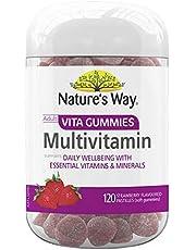 Nature's Way Multi-Vitamin Vita Gummies 120 pastilles