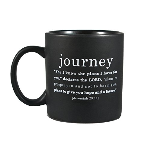 Lighthouse Christian Products Journey Ceramic