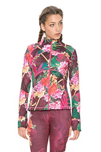 Taille Bordeaux Desigual Veste Couleur S Tropic 18SOEK013159 qFn8xwTX