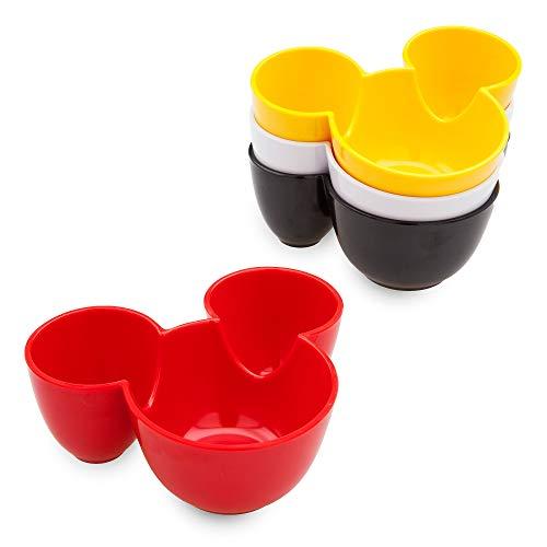 (Disney Mickey Mouse Mini Prep Bowl Set - Disney Eats MUTLI)