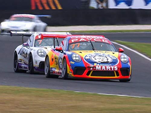2019 Porsche Carrera Cup Australia Round 2-Phillip ()