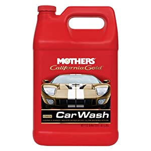 Mothers 05632 California Gold Car Wash - 32 oz from MOTHERS