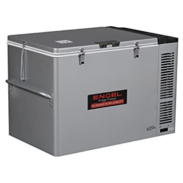 Engel MT80-U1 Dual Voltage 84-Quart Fridge/Freezer 12V/24V/110V (MT80F-U1-S)