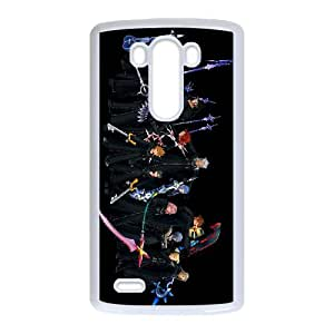 LG G3 Phone Case Cover Kingdom Hearts KH6609