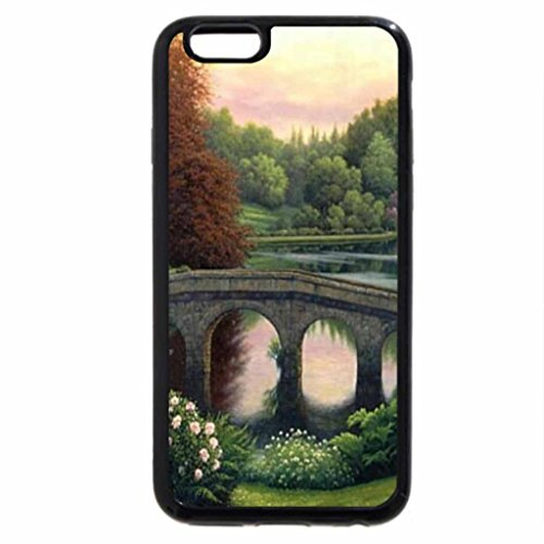 iPhone 6S / iPhone 6 Case (Black) LATE AFTERNOON