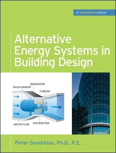 How to buy the best alternative energy systems in building design?