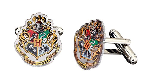 Price comparison product image Harry Potter Hogwarts Crest Cufflinks