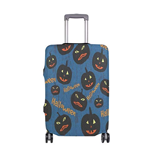 Suitcase Cover Suitcase Halloween Pumpkin Luggage Cover Travel Case Bag Protector for Kid Girls Luggage Cover Travel Case Bag Protector for Kid Girls 22