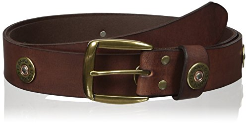 Nocona Men's Multi Bullet, Brown, - Nocona Belt Brown