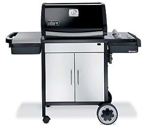 Amazon.com: Weber 3711001 Spirit E-210 Propane Gas Grill ...