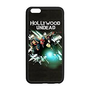 Diy Yourself Custom Hollywood Undead cell phone case cover Laser Technology D0hAUW5t7rX for iPhone 6 Plus Designed by HnW Accessories