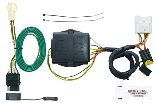 2019 Toyota Highlander Hybrid - Hopkins 41845 Plug-In Simple Vehicle to Trailer Wiring Kit