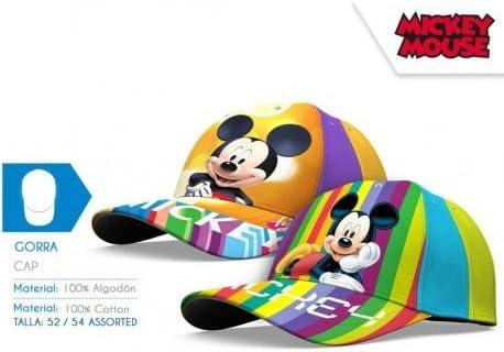WD19508 Disney Mickey Casquette