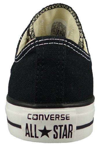 Converse All Star Canvas Ox - Zapatillas para hombre Black White