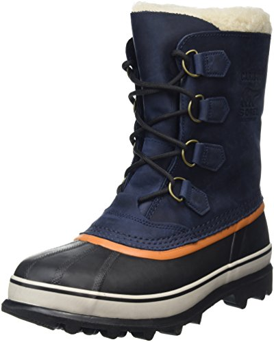 Sorel Men's Caribou WL Boots, Nocturnal, 10.5 D(M) US