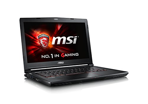 "Price comparison product image MSI GS40 Phantom-001 14"" ULTRA PORTABABLE GAMING LAPTOP i7-6700HQ GTX970M 16GB 128GB SSD+1TB THUNDERBOLT"
