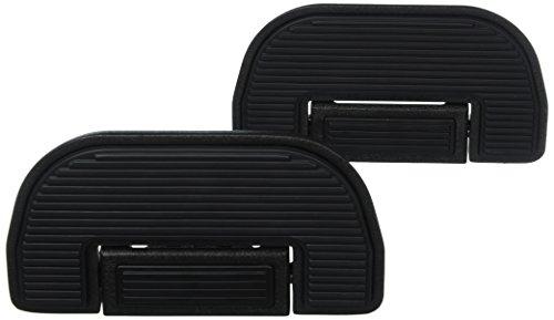 [Kuryakyn 4357 Ribbed Driver/Passenger Floorboard] (Racing Pit Board)