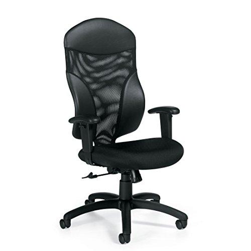 High Back Office Chair - Tye High Back Tilter Ergo Office Chair