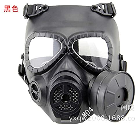 Spray Paint Mask >> Party Masks Dual Respirator Gas Mask Anti Dust Twin