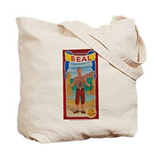 CafePress–AHS–Freak Show sello bolsa–gamuza de bolsa de lona bolsa, bolsa de la compra