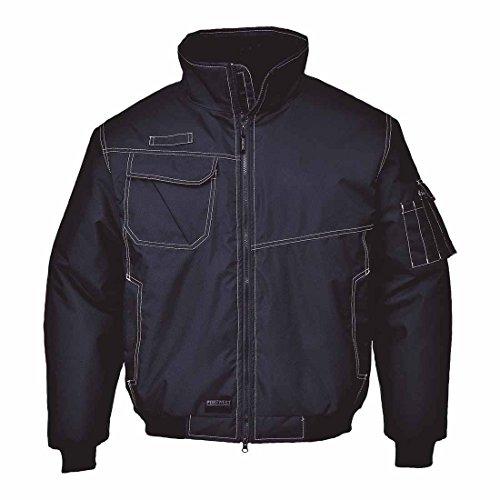 Impermeabile Acciaio Ks20 Ks20bkrxxxl Armada Portwest giacca In qnZ7x4S