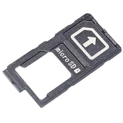 Sony Xperia Z5 Premium E6853 ranura de tarjeta nano sim + ...