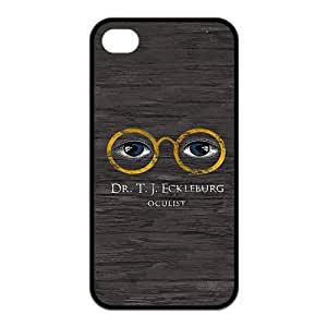 Custom Your Own The great gatsby Silicon iPhone 4/4S Case , Best Durable The great gatsby iPhone 4/4S Case
